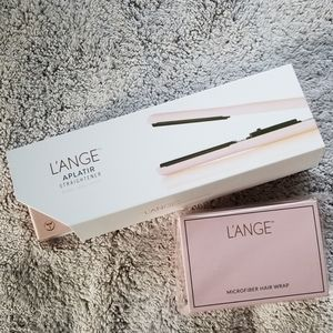 L'ange Aplatir hair straightener NEW